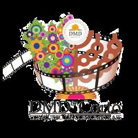 DMD en corto logo